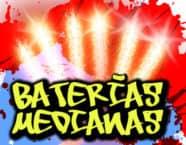 Baterías medianas